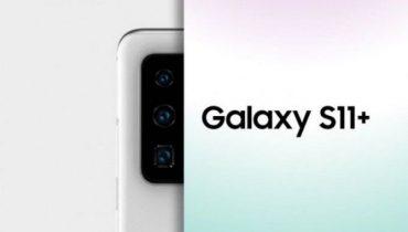 Rygte: Samsung Galaxy S11+ får kamera på 108 megapixels
