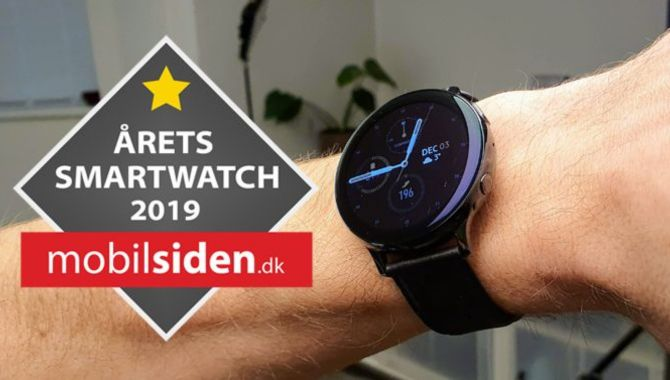 Læsernes valg: Her er Årets Smartwatch 2019