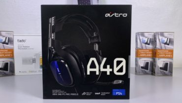 Julekonkurrence: Vind et luksus Astro A40 gaming-headset