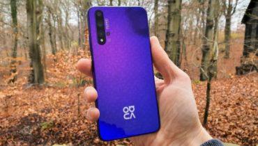 Test: Huawei Nova 5T – Meget mobil for pengene