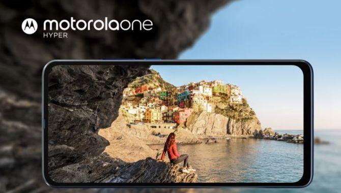 Ny Motorola-mobil sætter turbo på opladningen