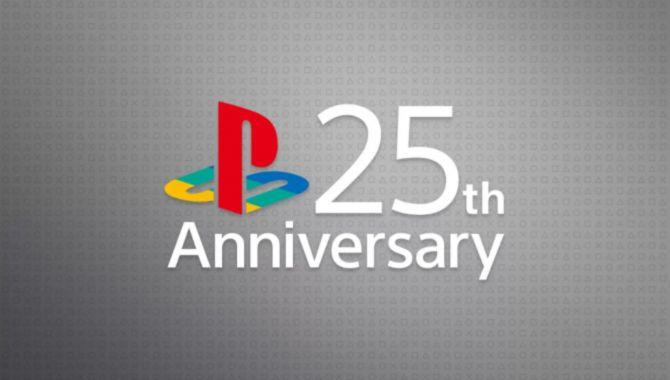 Sonys Playstation fylder 25 år