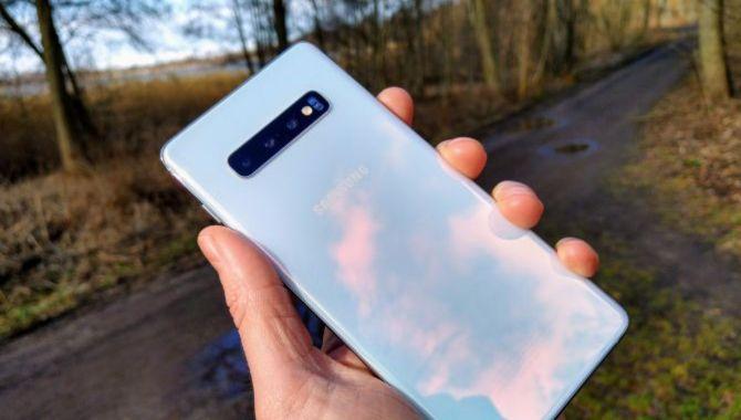 Nu får danske Samsung Galaxy S10 Android 10