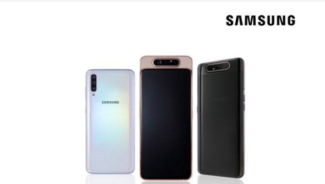 Samsung løfter sløret for næste års Galaxy A-serie