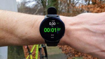 Test: Samsung Galaxy Watch Active 2 – Super smartur