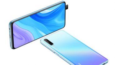 Huawei lancerer ny Pro-mobil med pop-up kamera