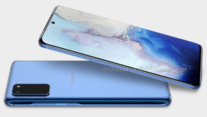 Sådan kan Samsung Galaxy 11 komme til at se ud