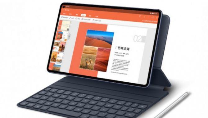 Huawei klar med iPad Pro-konkurrenten: MatePad Pro