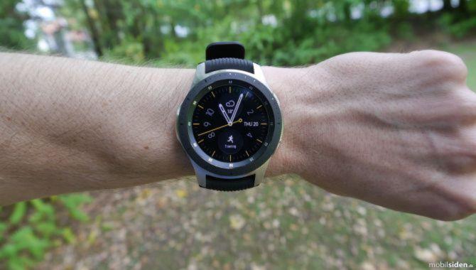 Galaxy Watch og Watch Active får stor opdatering