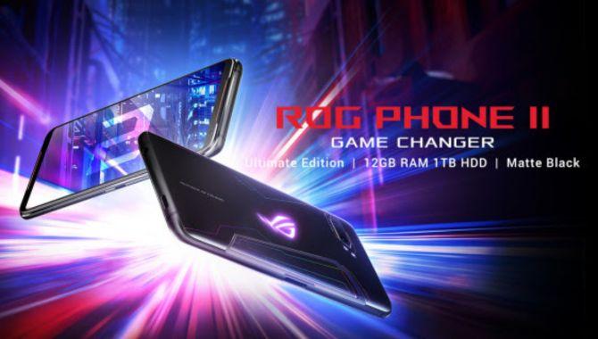 Nu kommer den vildeste ASUS ROG Phone 2 til Danmark