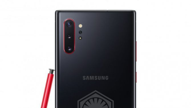 Samsung Galaxy Note10+ kommer til Danmark i specialudgave