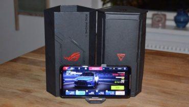 Test: ASUS ROG Phone II – Mere gaming end smartphone