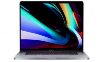 Apple lancerer ny 16 tommer MacBook Pro