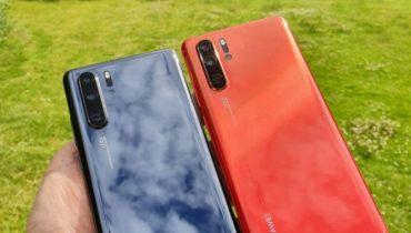 Huawei starter nu udrulningen af Android 10