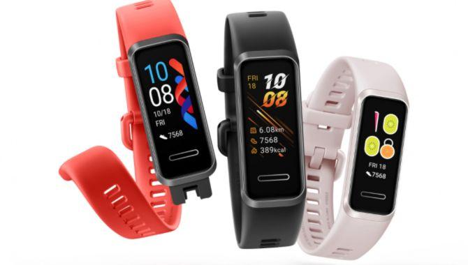 Billigt aktivitetsur fra Huawei med puls og søvnmåling i butikkerne