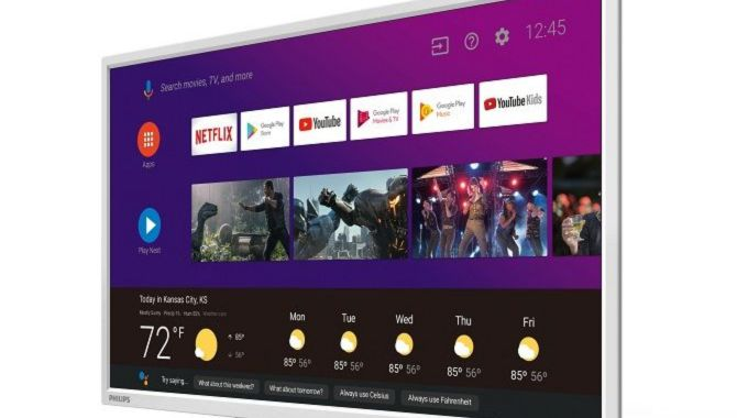 Philips lancerer 24-tommer Android TV til køkkenet