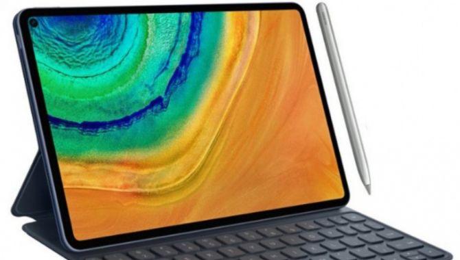 Huawei på vej med iPad Pro konkurrent