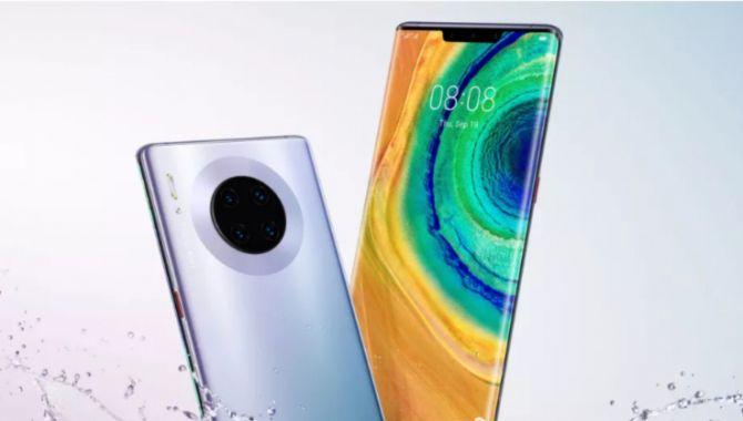 Huawei Mate 30 Pro lander måske den 15. november