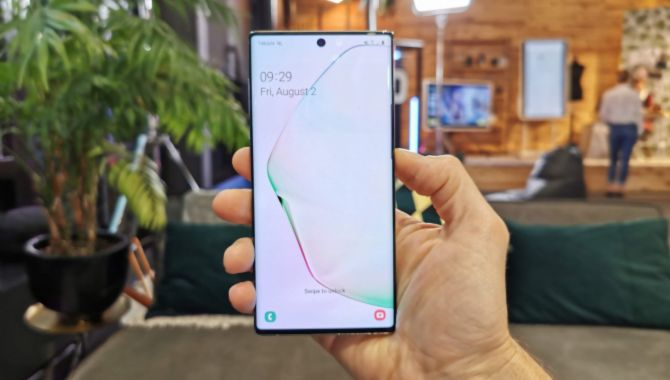 Nyt om Samsungs Galaxy S11 dukker op