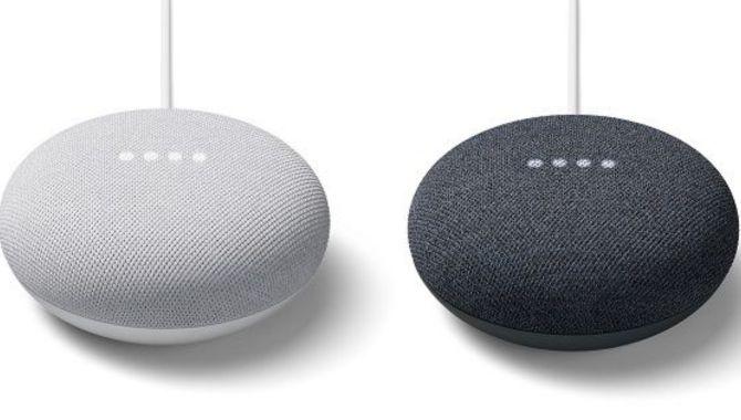 Google Home og Home Mini får nu stereoparring