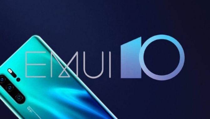 EMUI 10-beta på vej til Huawei Mate 20-serien