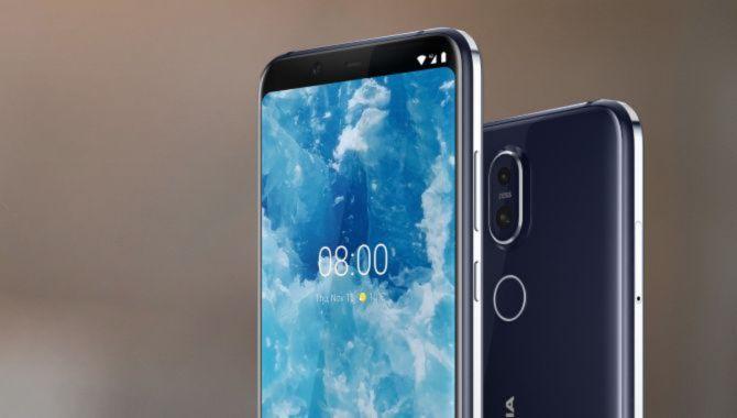 Nokia starter udrulningen af Android 10