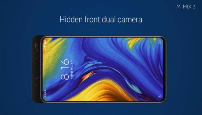 Xiaomi får patent på dualkamera under skærmen