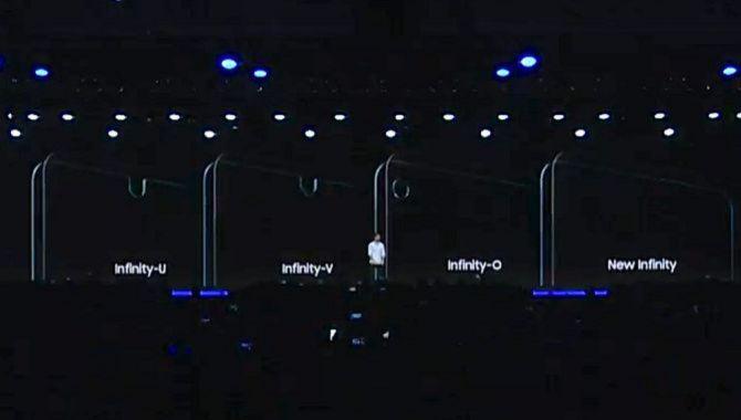 Samsung får patent på display med omvendt notch