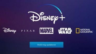 Disney+ streamingtjenesten lokker med endnu billigere priser