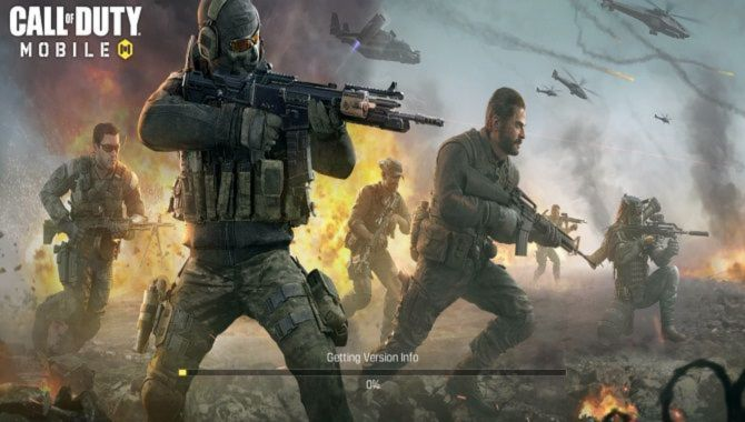 Call of Duty Mobile er ude til Android nu