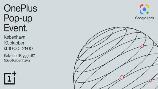 Den 10. oktober kan du få fingrene i OnePlus 7T