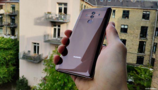 Huawei Mate 10 Pro får også Android 10
