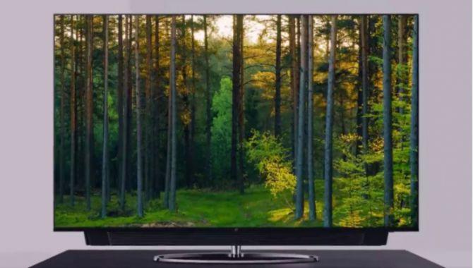 Her er OnePlus TV: 4K QLED og indbygget soundbar