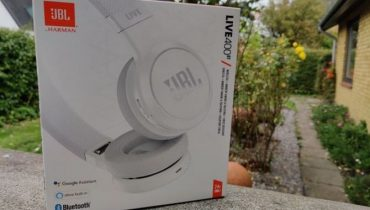Test: JBL Live 400BT – On-ear med stemmeassistent