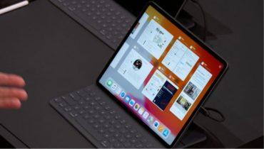 I aften kommer iPadOS-styresystemet til iPads