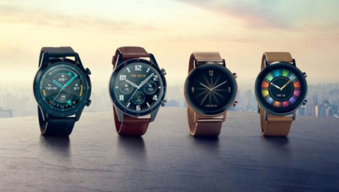 Huawei Watch GT 2 lanceret: to ugers batteritid