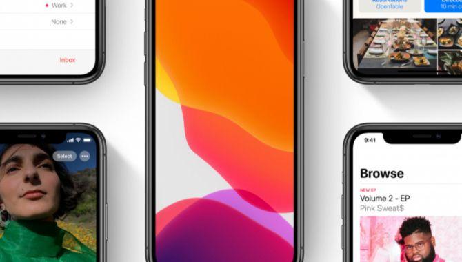 iOS 13: I dag bliver din iPhone hurtigere