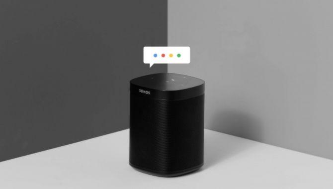 Nu får Sonos højtalere dansk Google Assistent
