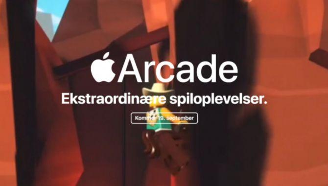 Disse spil er med når Apple Arcade går i luften