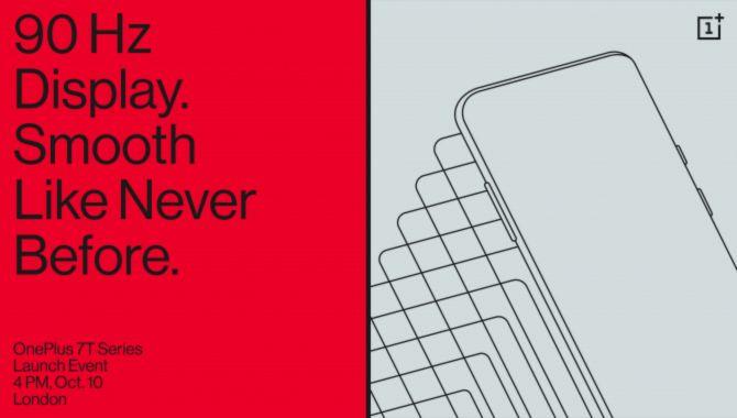 Officielt: OnePlus 7T lanceres 10. oktober