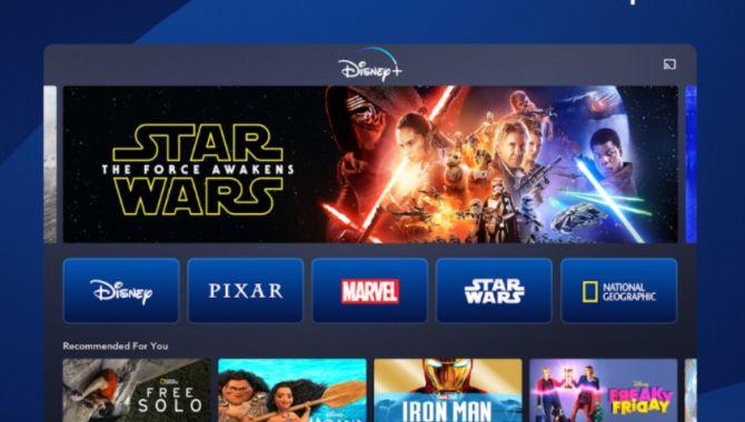 Disney Plus appen er ude til Android – først i Holland