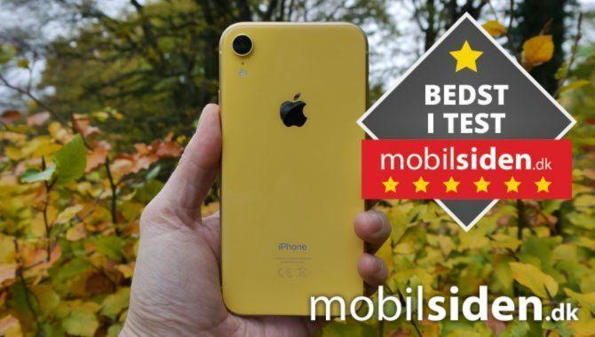 iPhone 8 og iPhone XR falder i pris