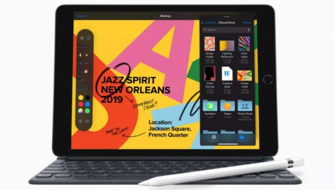 Apple lancerer ny iPad med større skærm