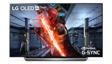 LGs nyeste OLED-TV bliver bedre til gaming
