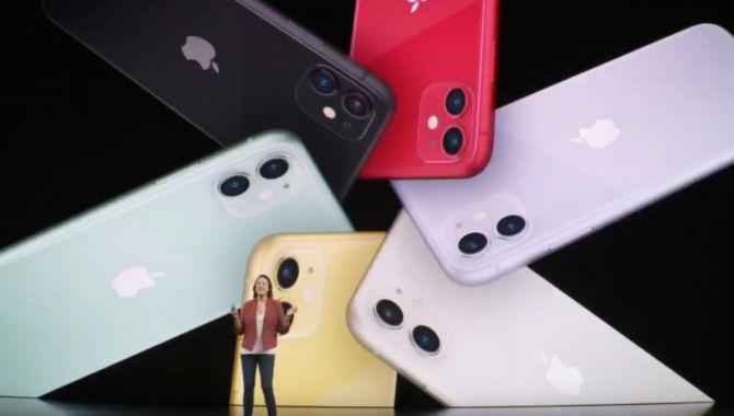 Her er den nye billigere iPhone: iPhone 11