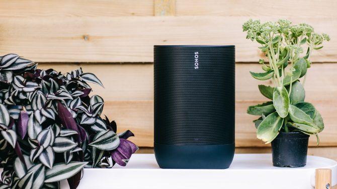 Nu kan du få et nyt batteri til Sonos Move – se pris
