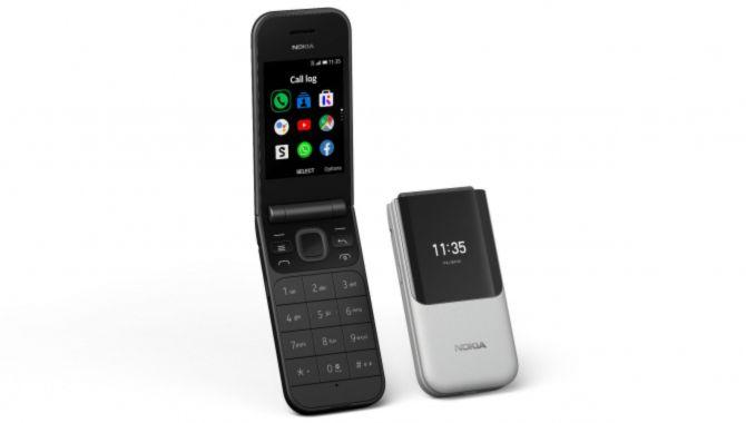 Nokia 2720 lanceret: klassikeren er blevet moderne