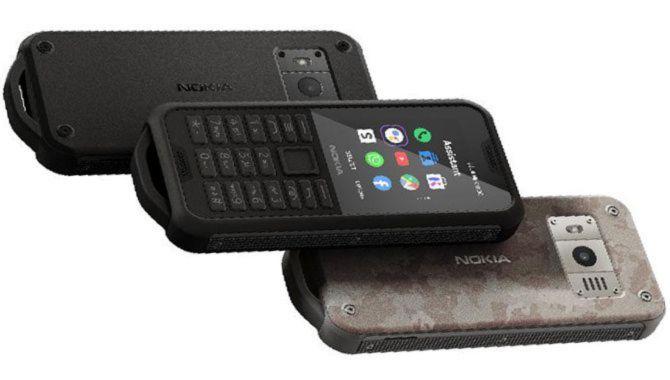 Nokia 800 TOUGH lanceret: Hårdfør håndværker-mobil
