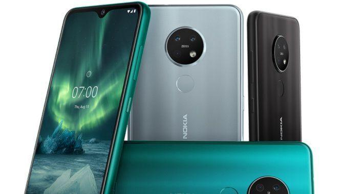 Nokia 7.2 og Nokia 6.2: Tredobbelt kamera og Android One