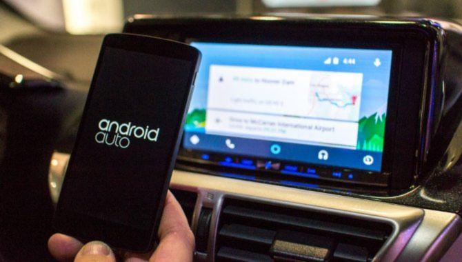 Google på vej med Android Auto app til mobiltelefonen